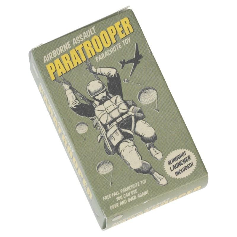 Soldat parachutiste