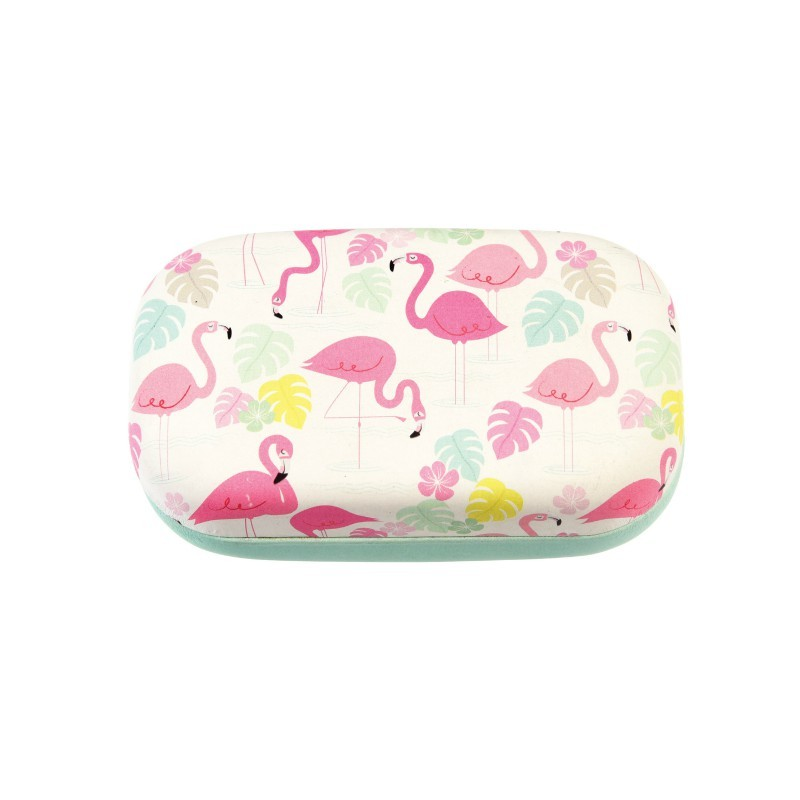 Etui de voyage Flamants roses