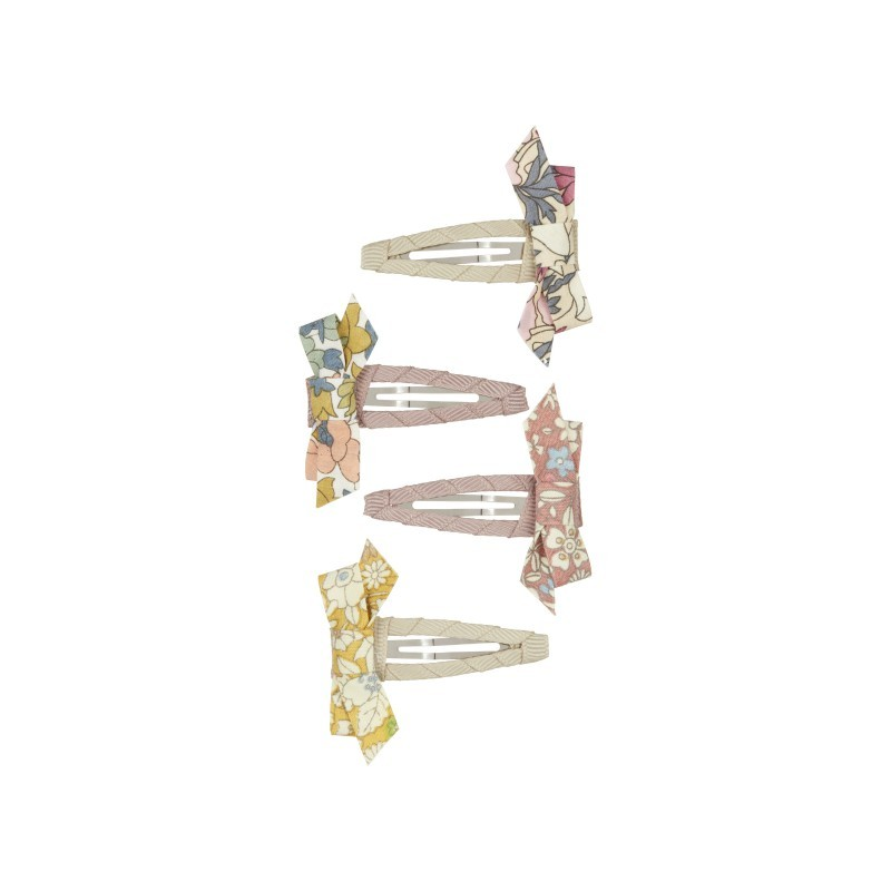 Lot de 4 barrettes clic...