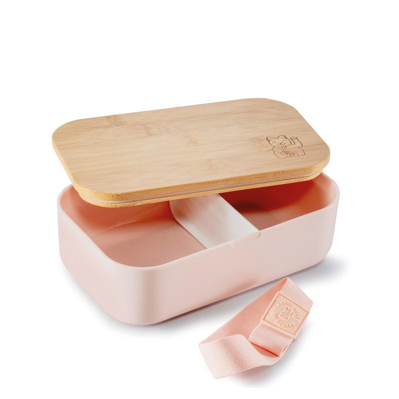Boîte à repas bambou Maneki
