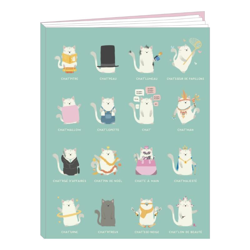 Cahiers de 96 pages lignées...