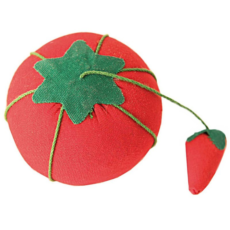 Pelote à épingles Tomate