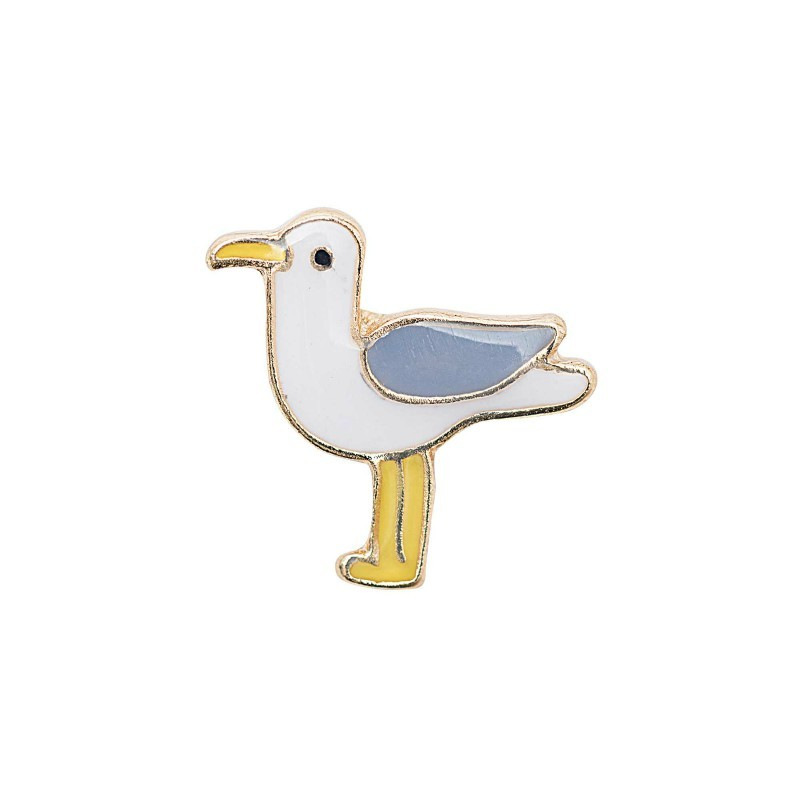 Pin's Mouette