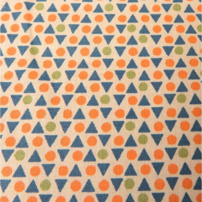 Tissu Triangles