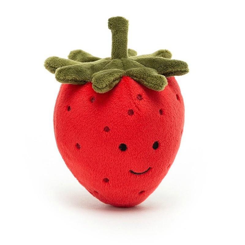 Peluche petite fraise