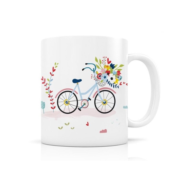 Mug Vacances à vélo