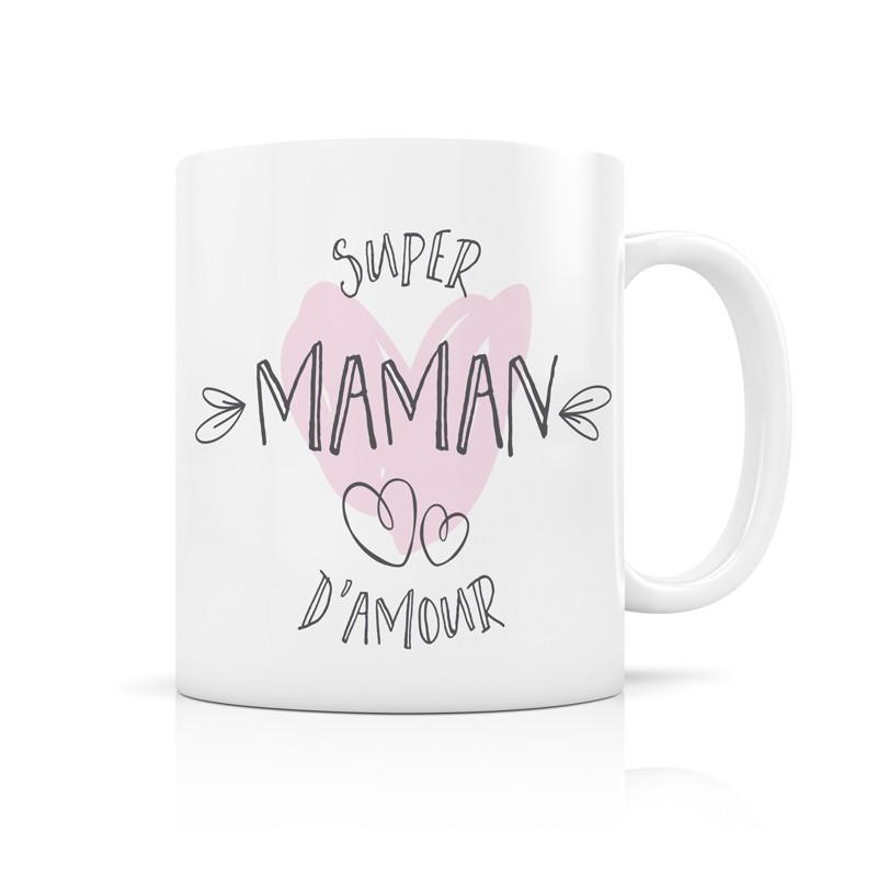 Mug Super maman d'amour