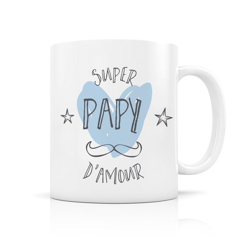 Mug Super papy d'amour