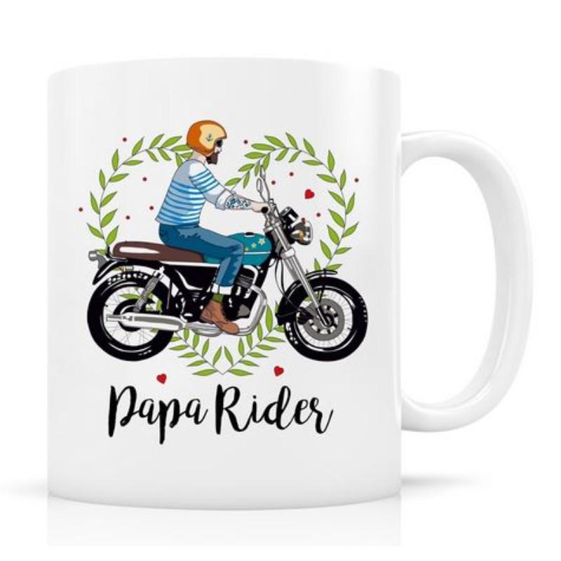Mug Papa rider