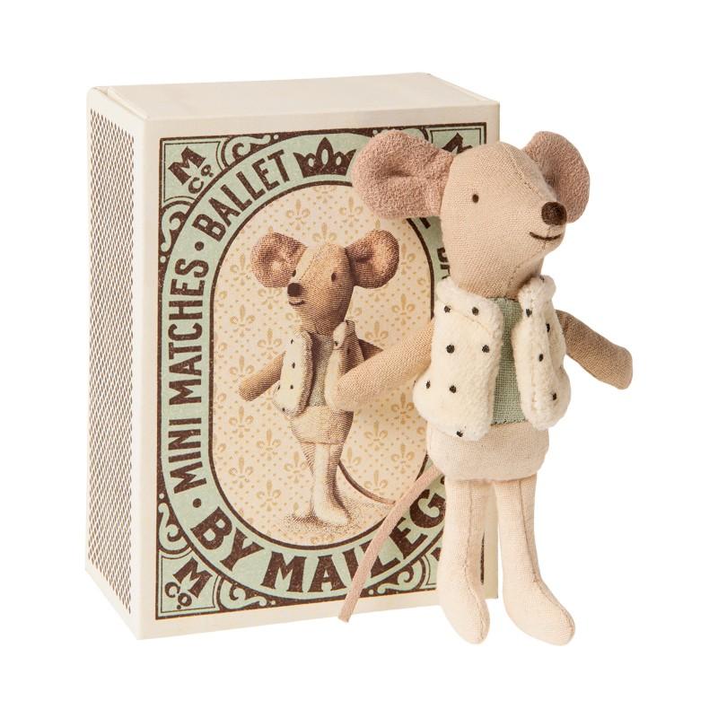 Petite souris danseur dans...