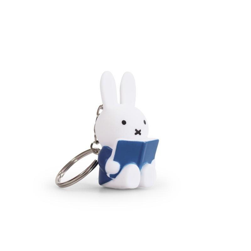 Porte clés Miffy Livre - 3...