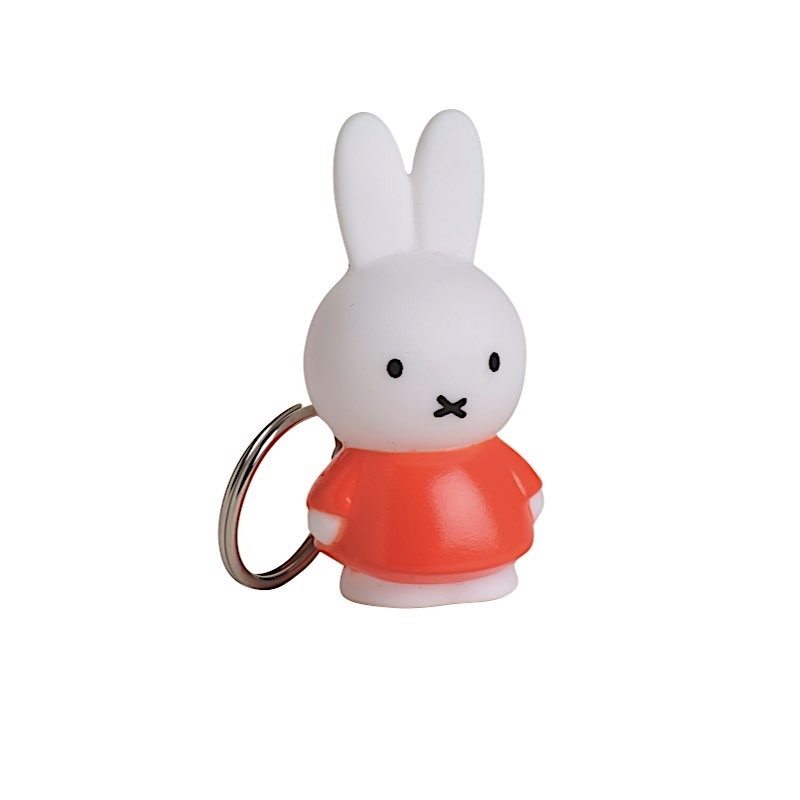 Porte clés Miffy Orange