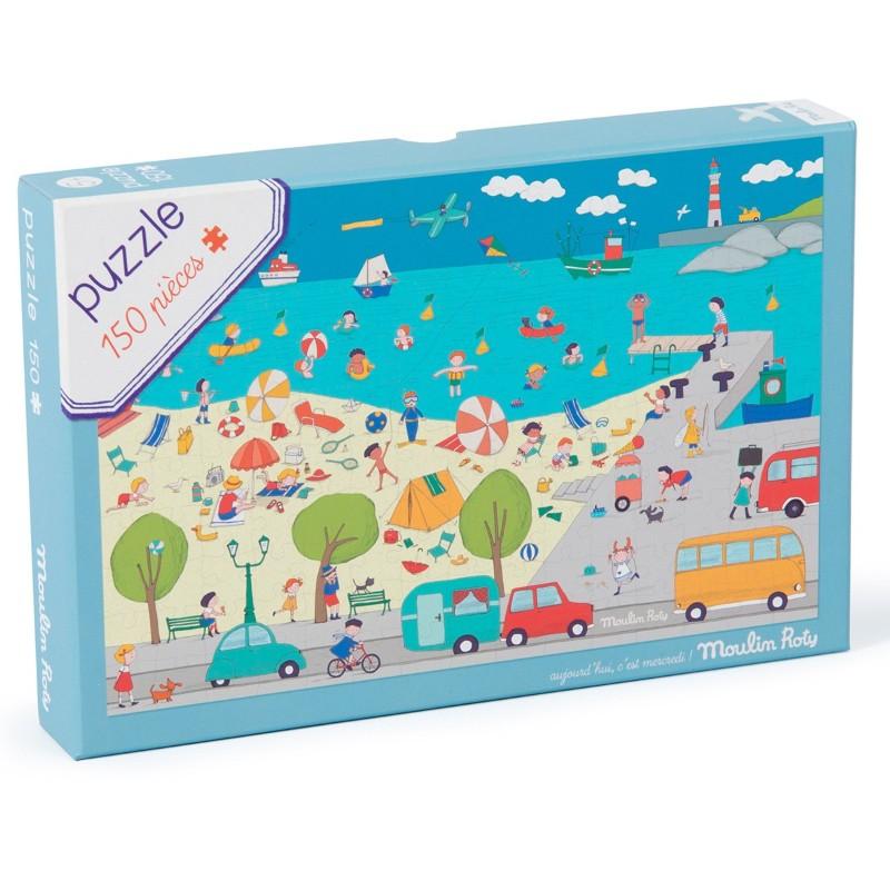 Puzzle à la mer - 150 pièces