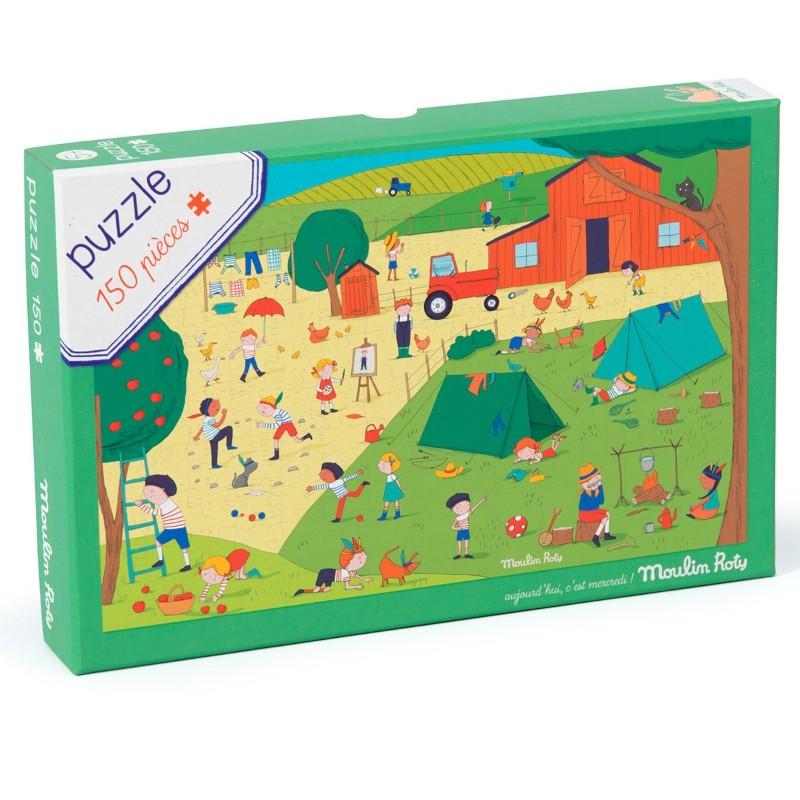 Puzzle à la campagne - 150...