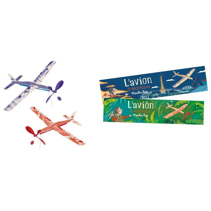 Avions à élastique - 2...