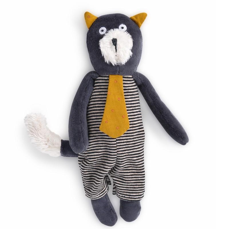 Peluche Chat Petit Alphonse