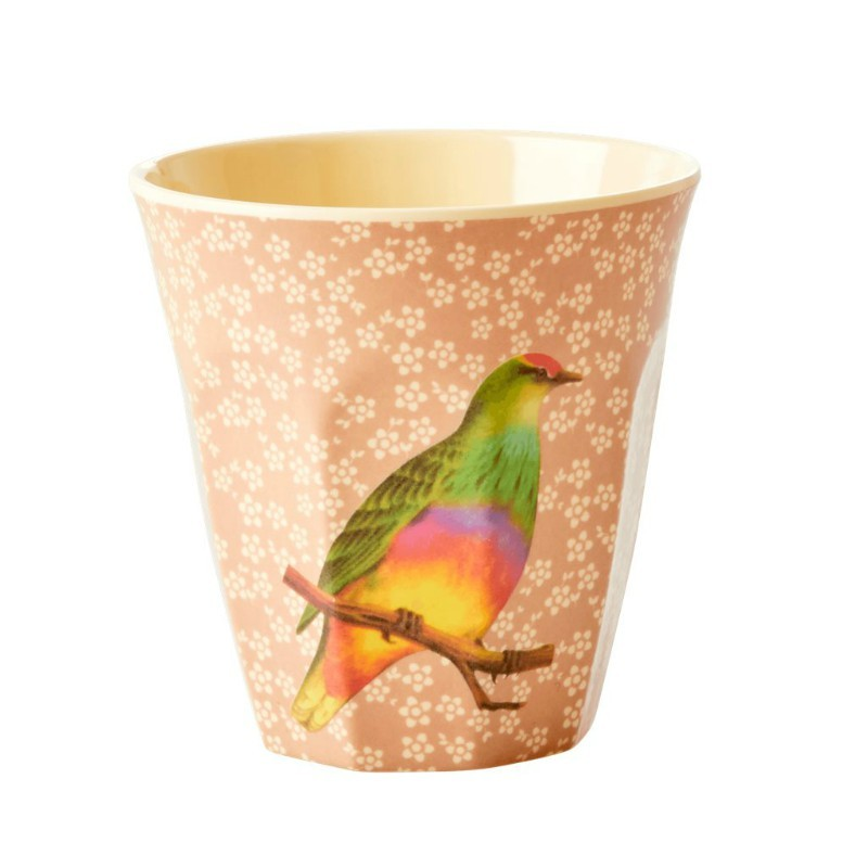 Gobelet mélaminé Oiseau...