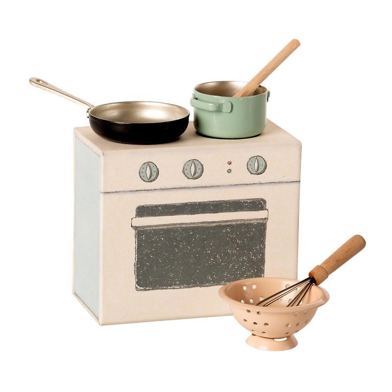 Set cuisinière pour souris