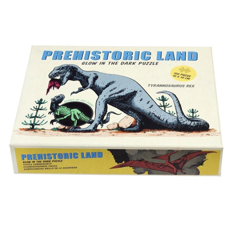 Puzzle Dinosaures...