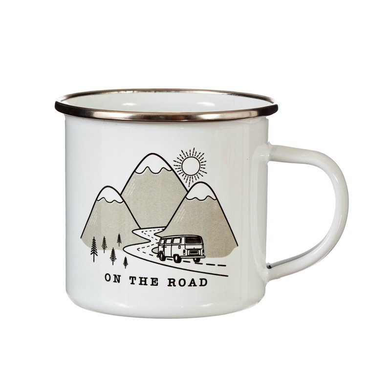 Mug Email On the road
