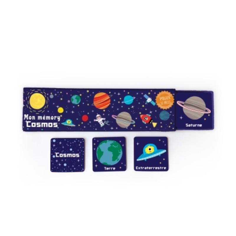 Mémory Planètes