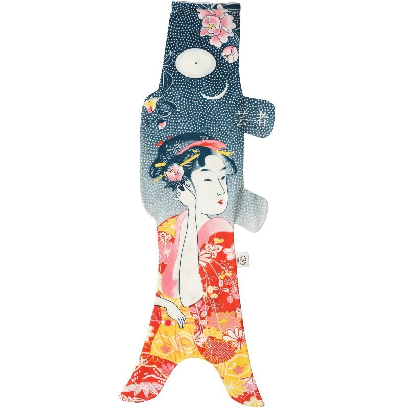 Koinobori Tattoo Geisha