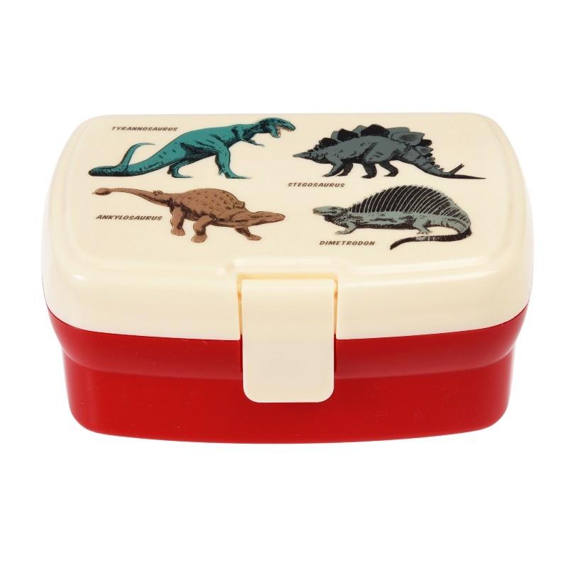 Boîte à repas Dinosaures