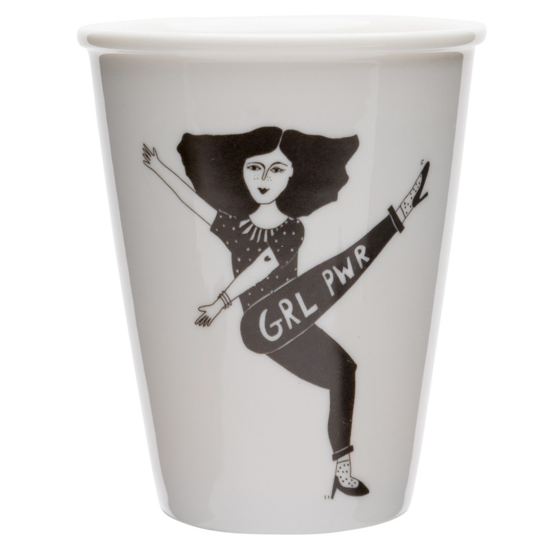 Tasse Girl power Helen b en...