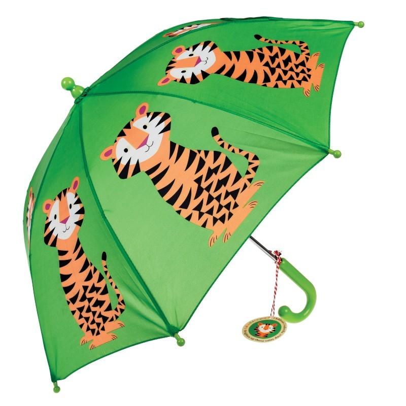 Parapluie Enfant Tigre