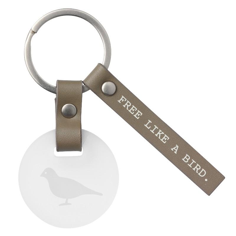 Porte clés Oiseau