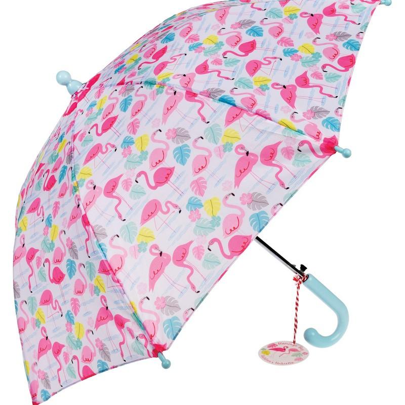 """Parapluie Enfant """"Flamants..."""