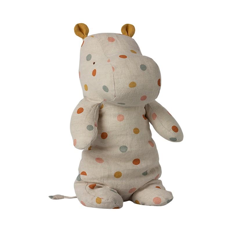 Doudou Hippo pois médium