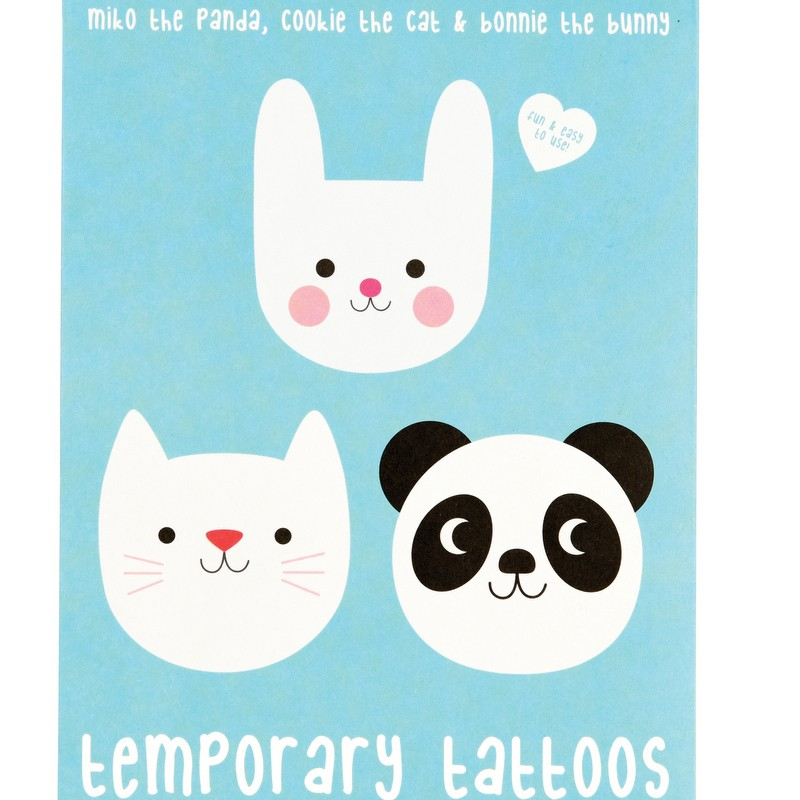 Tatoos Panda & compagnie
