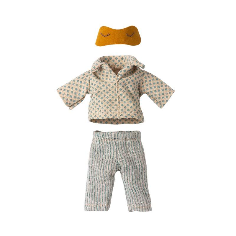 Pyjama à motifs pour...