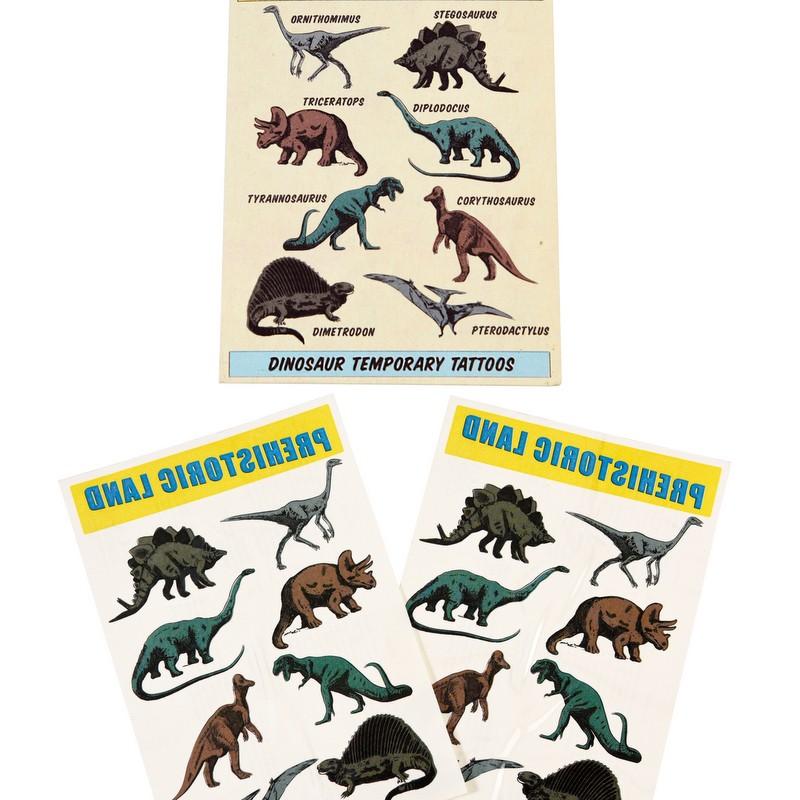 Tatoos Dinosaures
