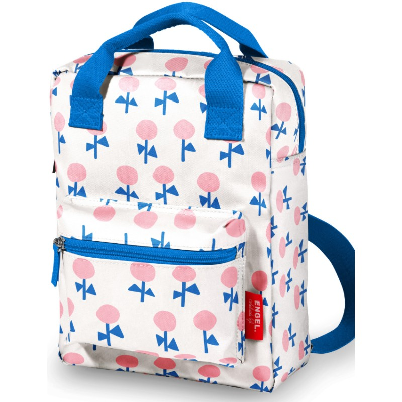 Grand sac à dos Fleurs