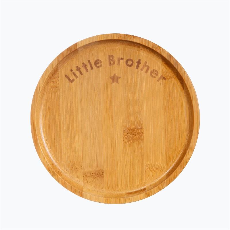 Assiette ronde Little...