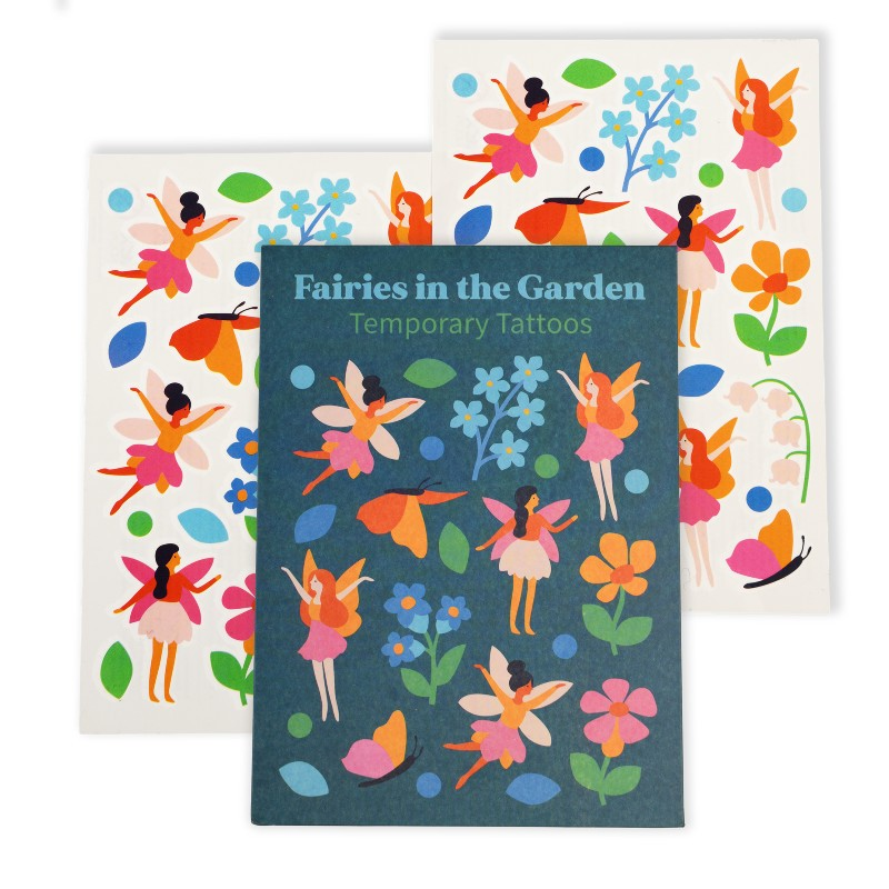 Tatoos Fées dans le jardin