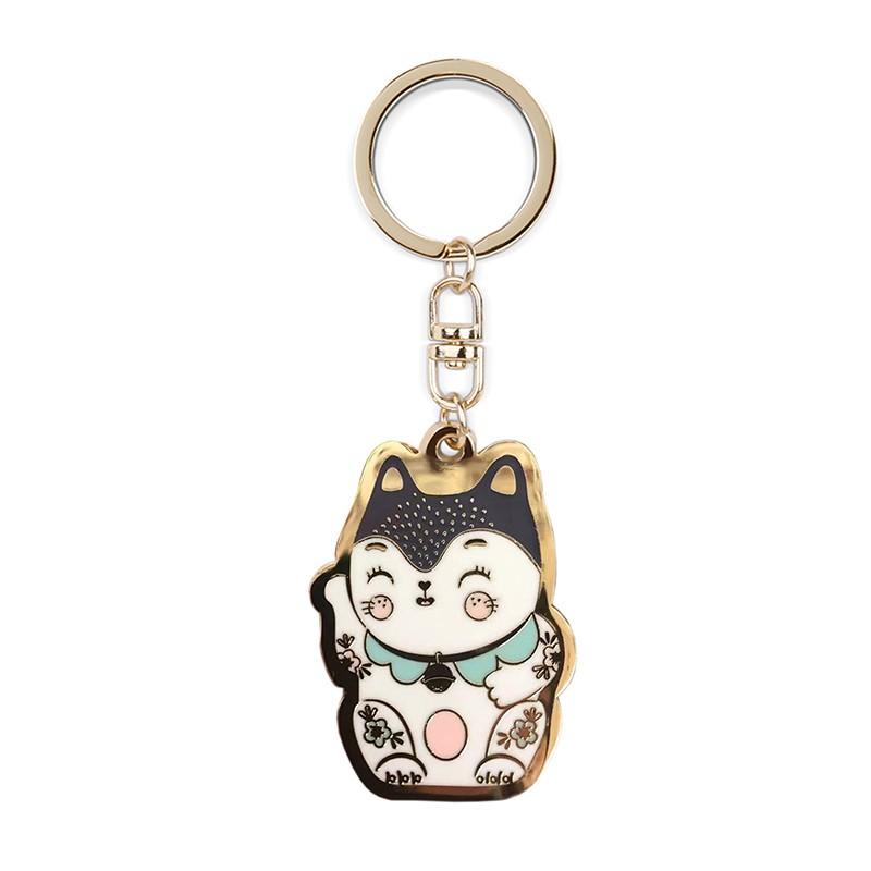 Porte clés Maneki Neko
