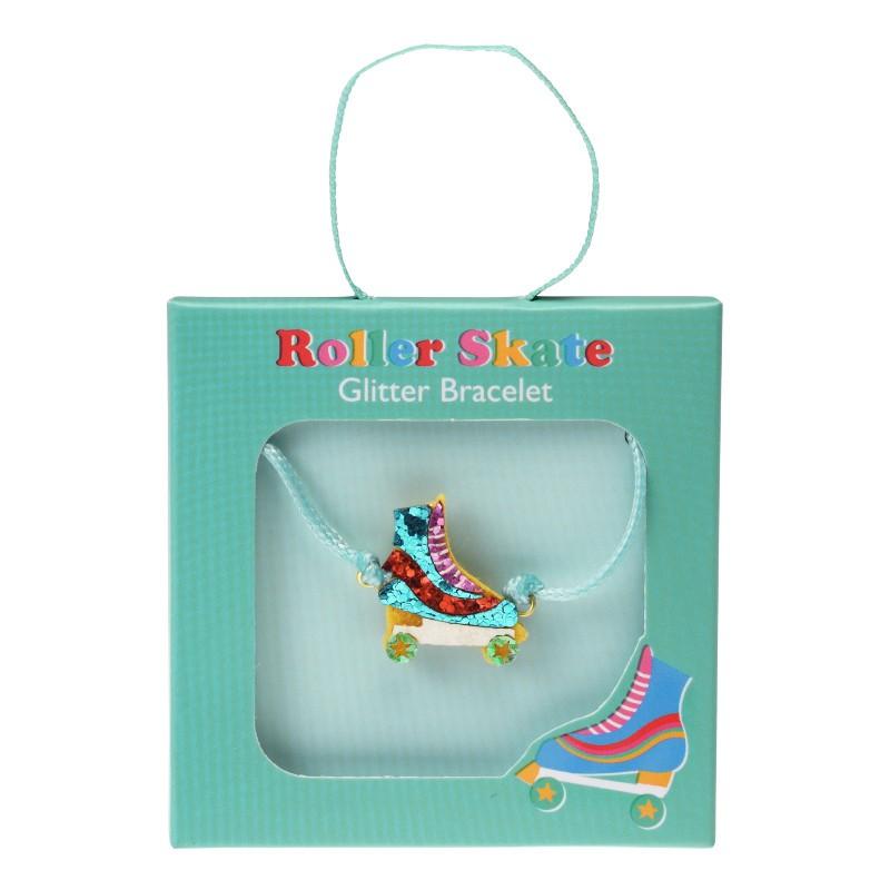 Bracelet Rollers à paillettes