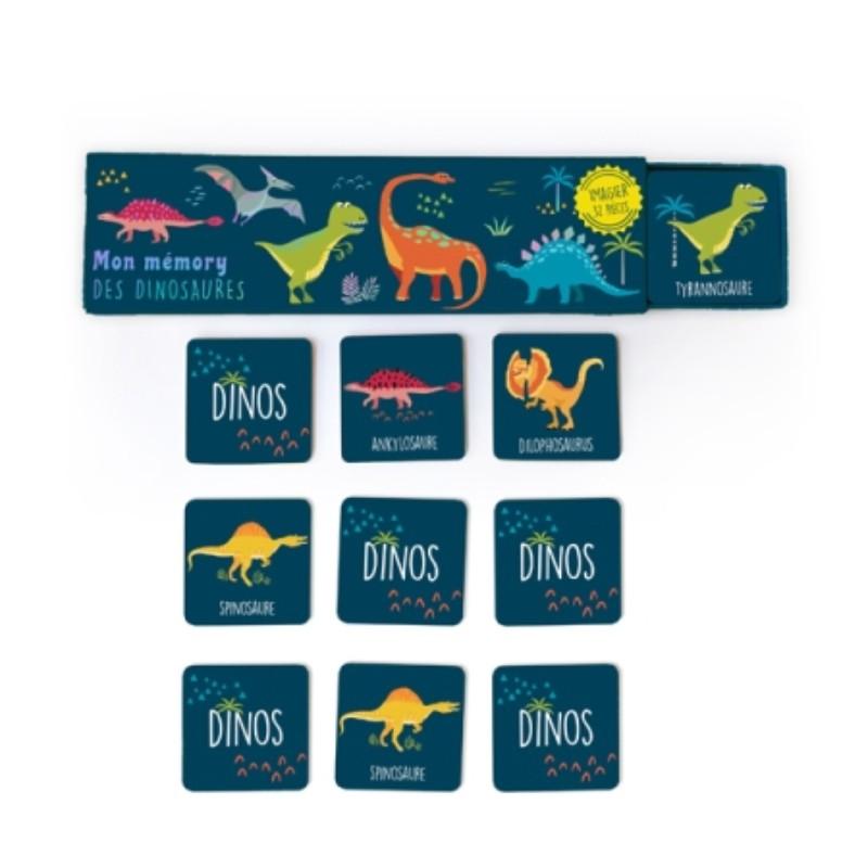 Mémory Dino