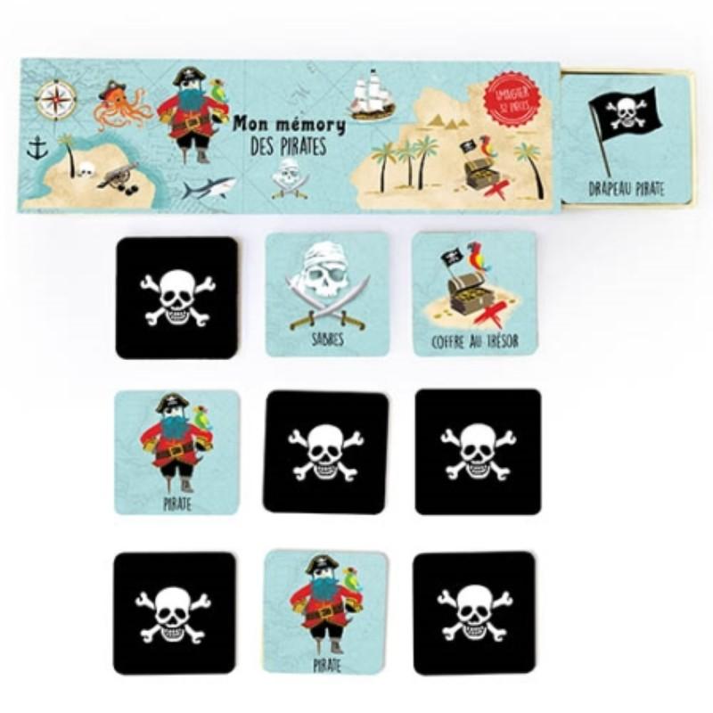 Mémory Pirates