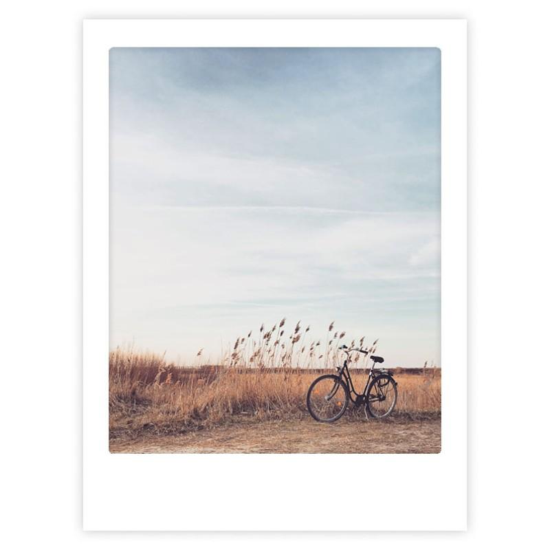 Poster Vélo 30x40 cm