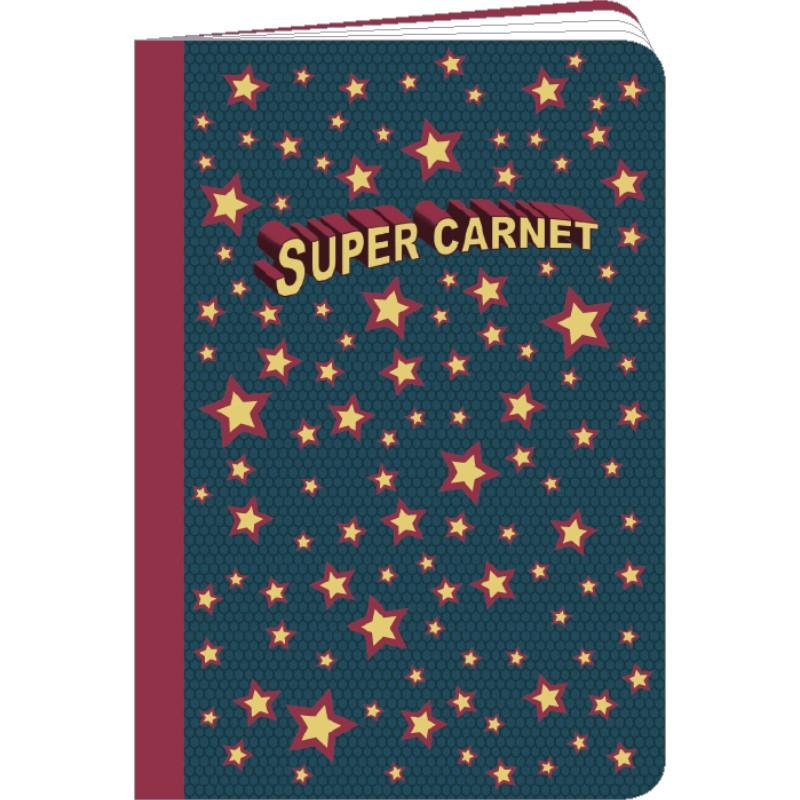 Carnet de notes Stars