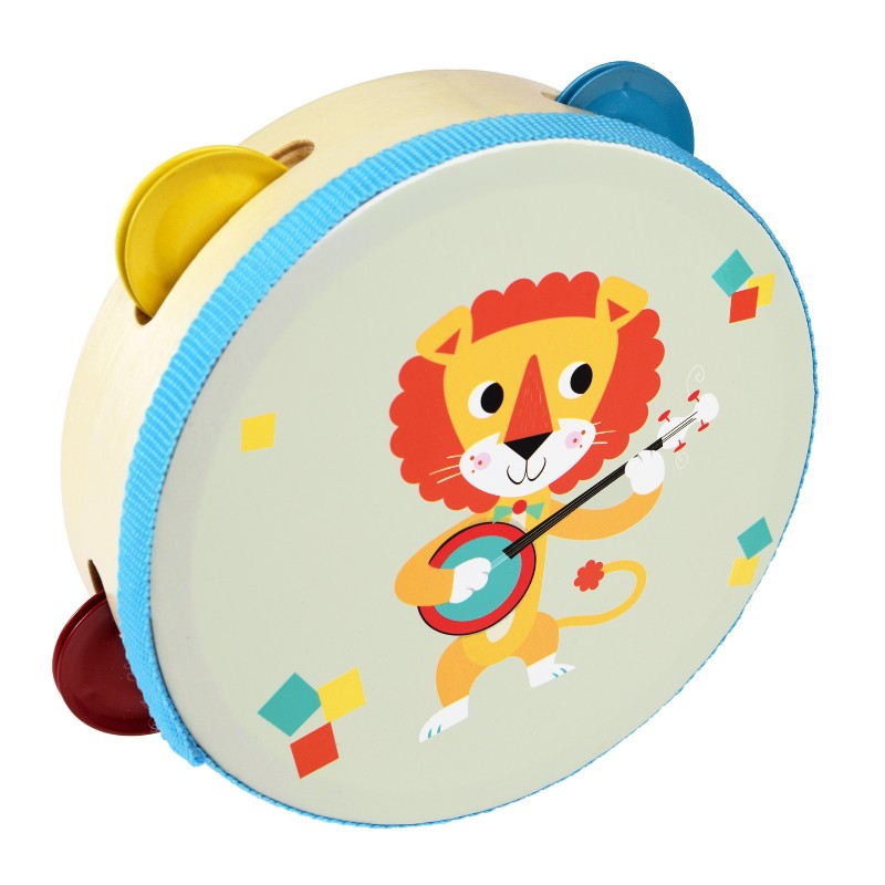 Tambourin Lion