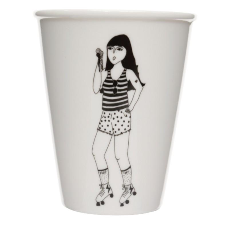 Tasse Roller girl Helen b...
