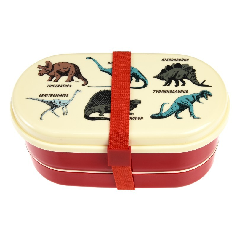 Bento box Dinosaures