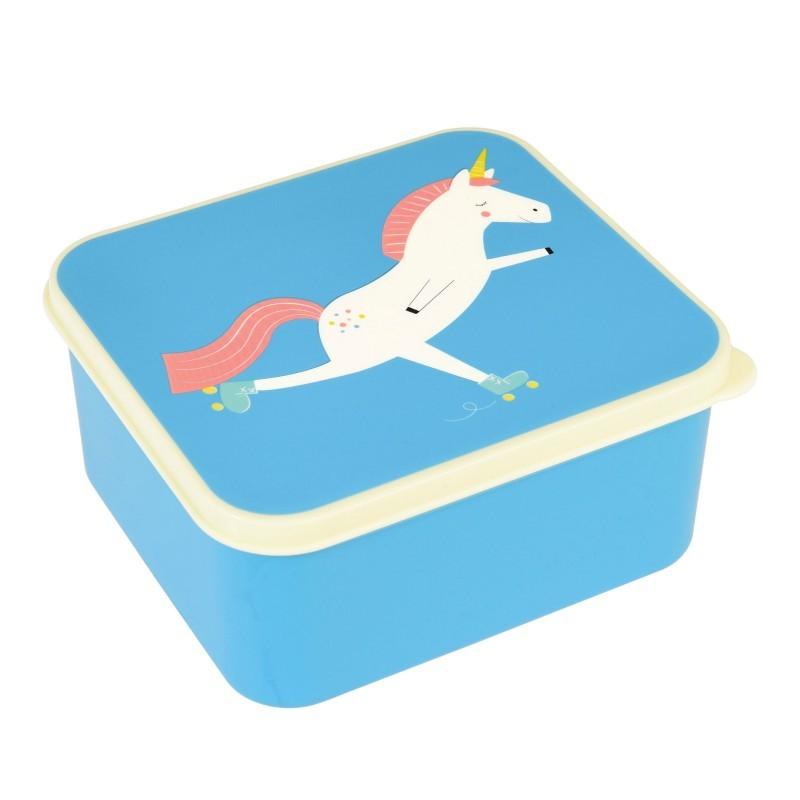 Boîte à lunch Licorne