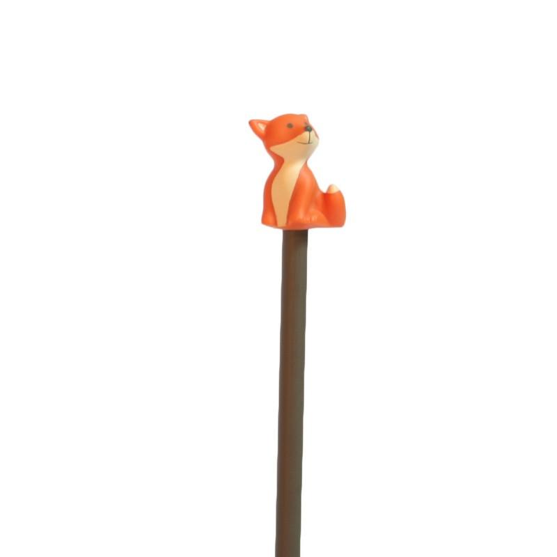 Crayon à papier César orange